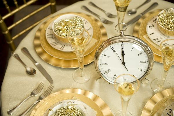 Elizabeth Ann Designs: New Year's Eve Wedding Ideas