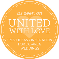 United With Love: Glen Echo Wedding