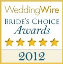 Wedding Wire Brides Choice 2012 Badge