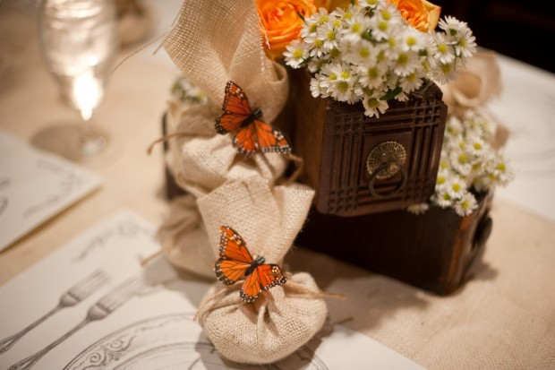 Ruffled: Butterfly Bridal Shower