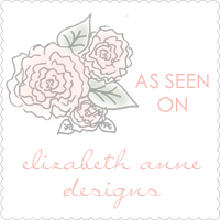 Elizabeth Anne Designs: Current Crush