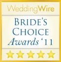 Wedding Wire Brides Choice 2011 Badge