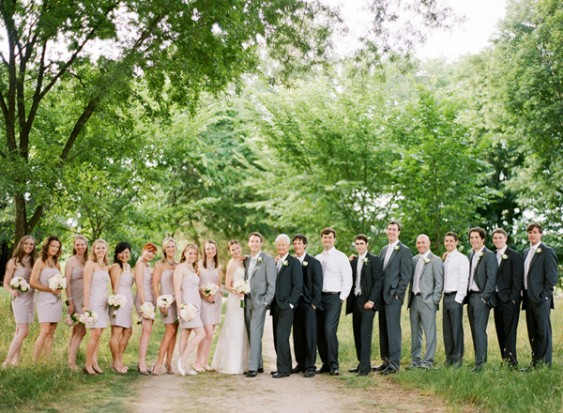 Inspired by This: Southern Plantation Wedding