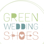 Green Wedding Shoes Logo