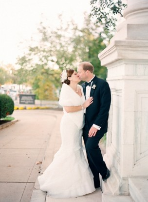 Sneak Peek: A Classic DC Wedding at DAR
