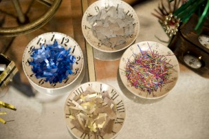 New Year's Eve DIY Confetti