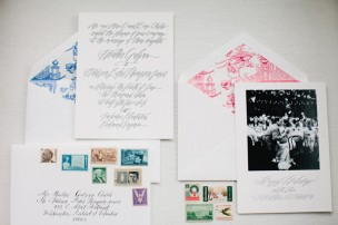 Featured On Oh So Beautiful Paper: Wedding Invitations & Holiday Cards