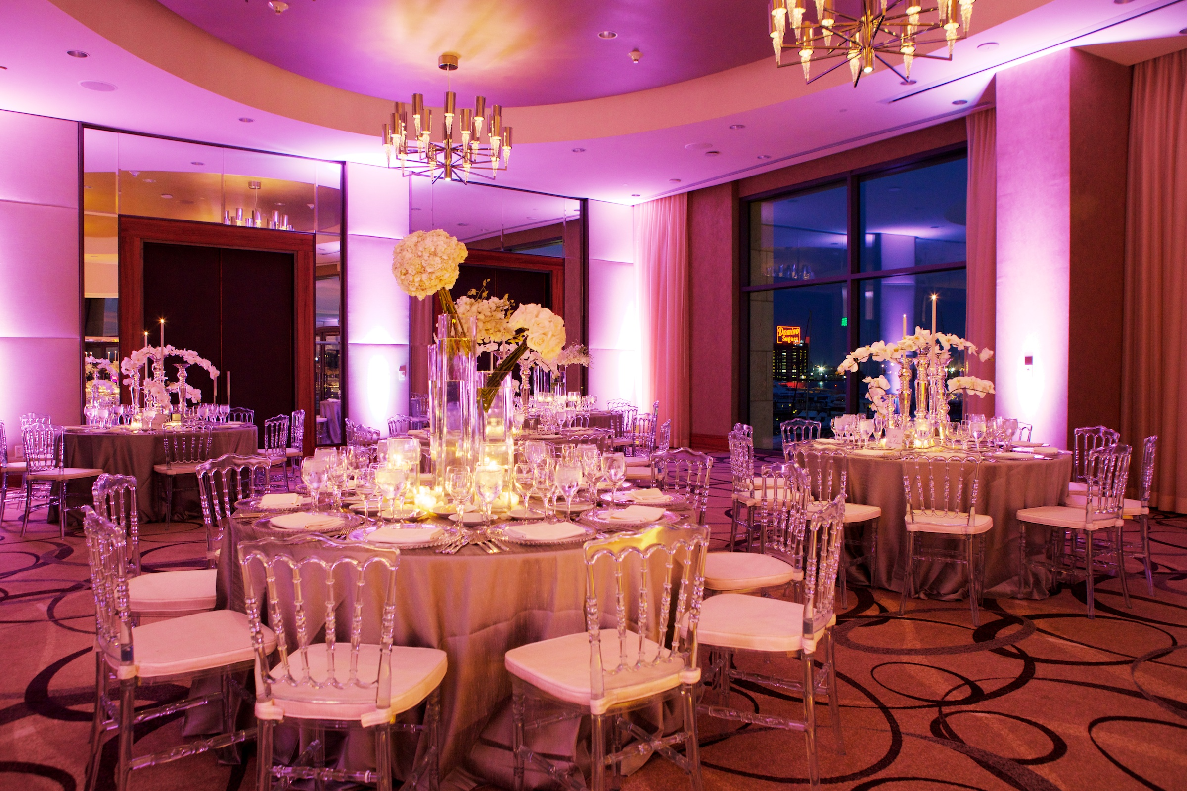 Four Seasons Baltimore For The Reception Thank