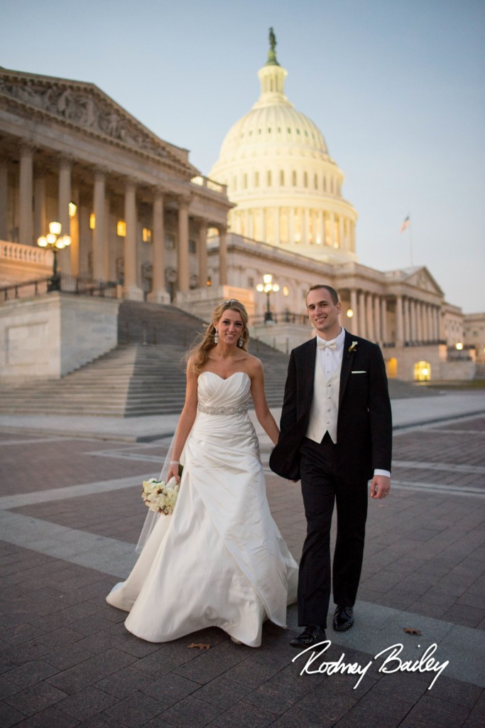 Winter Wedding At St Matthew S Cathedral Amp The Hay Adams