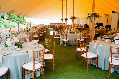 Charlottesville Sperry Tent Wedding Keswick Vineyards