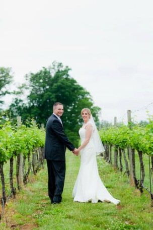 Charlottesville Winery Wedding at Keswick Vineyards
