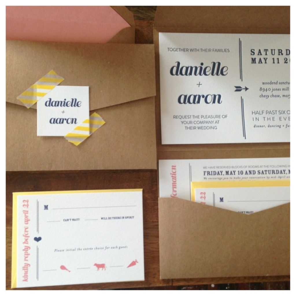 Little Bit Heart Invitation Karson Butler Events