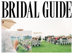 Featured on Bridal Guide