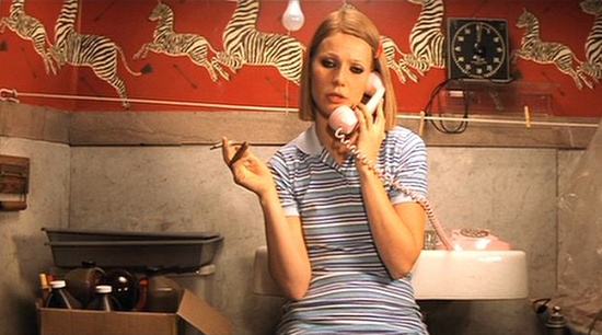 Scalamandre Zebra Wallpaper The Royal Tanenbaums