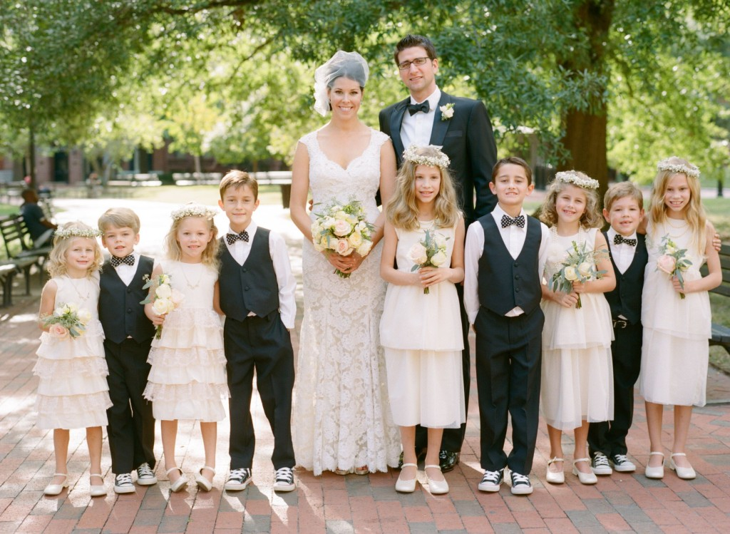 Decatur House DC Wedding Featured on Martha Stewart Weddings L+C