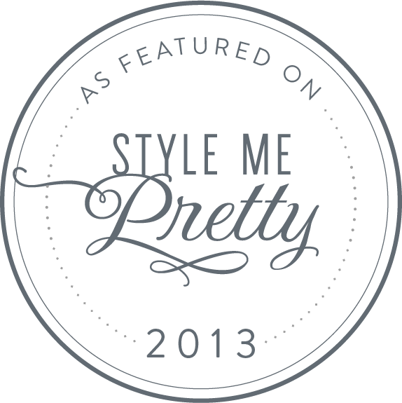 Style Me Pretty: Sara & George's Alexandria Wedding