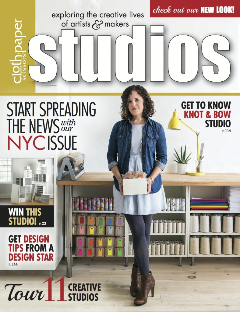 Studios Magazine Cover Karson Butler Events