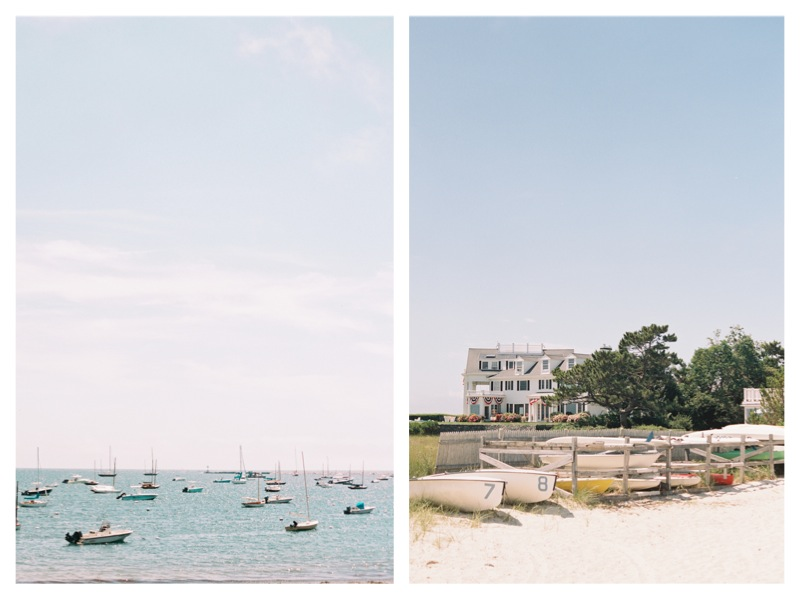 Cape Cod Hyannis Port Wedding
