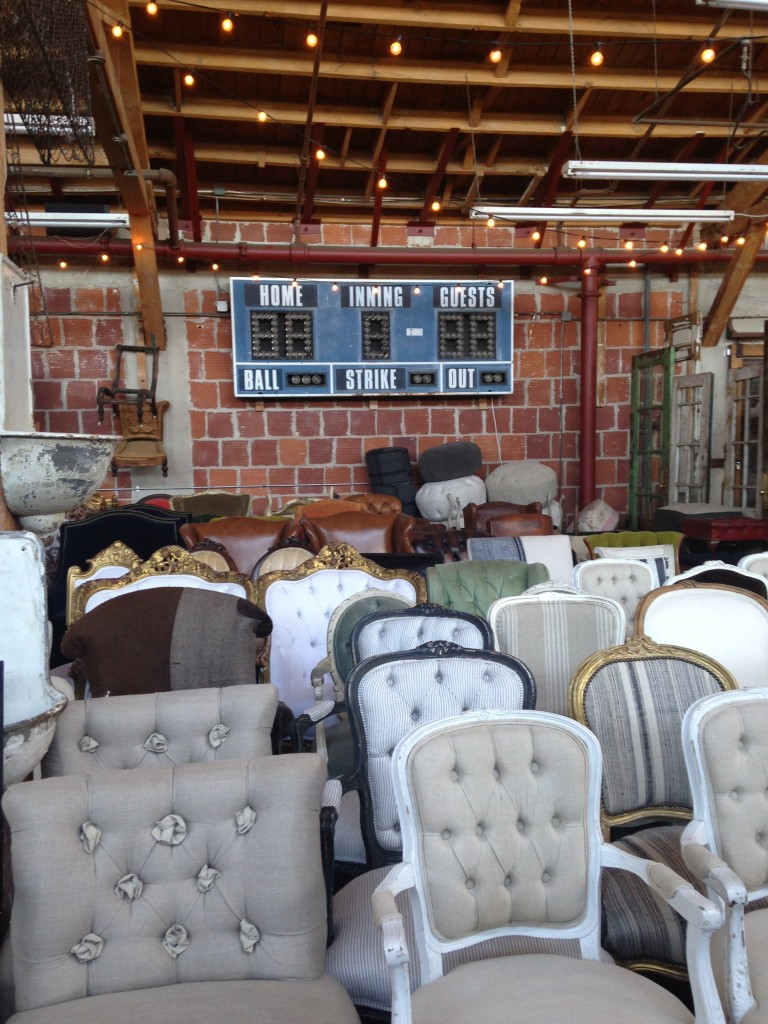Found Warehouse: Chairs