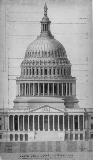 The Capitol Dome's 150th Anniversary