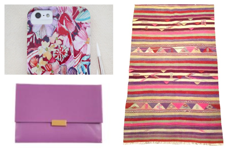 Shopping Picks Inspired by Radiant Orchid