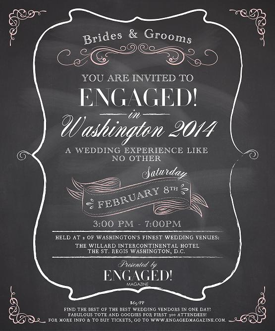 Engaged Magazine Engaged! in Washington 2014
