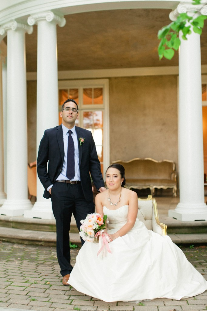 Danielle & Aaron; May 11th, 2013; Woodend Sanctuary