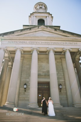 H&H Weddings: Elizabeth & Leah's DC Wedding