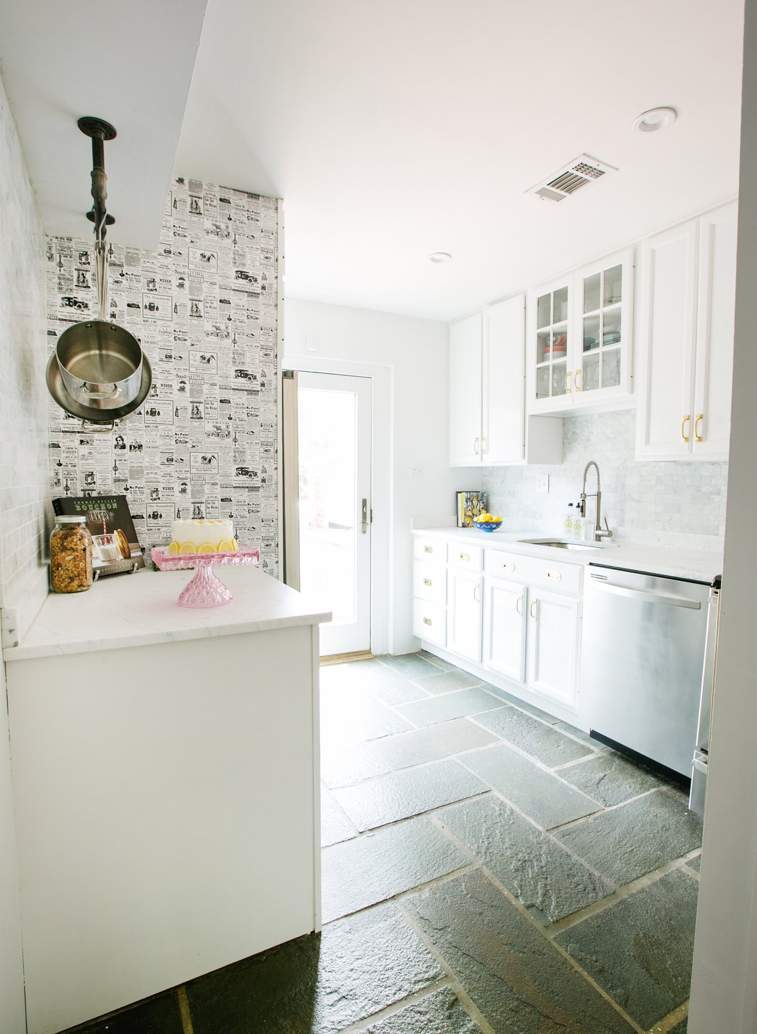 House Tour: Amber\'s Capitol Hill Row House | Karson Butler Events
