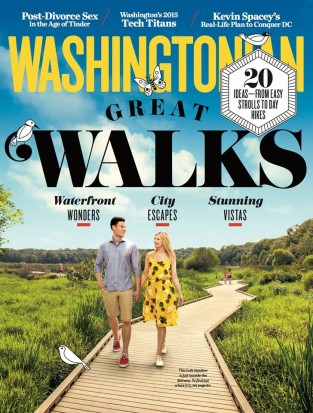 Washingtonian Magazine: Cracking the Dress Code