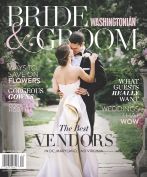 Washingtonian Bride & Groom: DC's Best Wedding Planners
