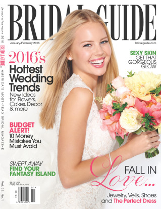 Bridal Guide: 2016 Wedding Trends