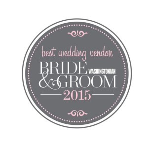 Washingtonian's 2015 List of Best Wedding Planners – Editor's Pick!