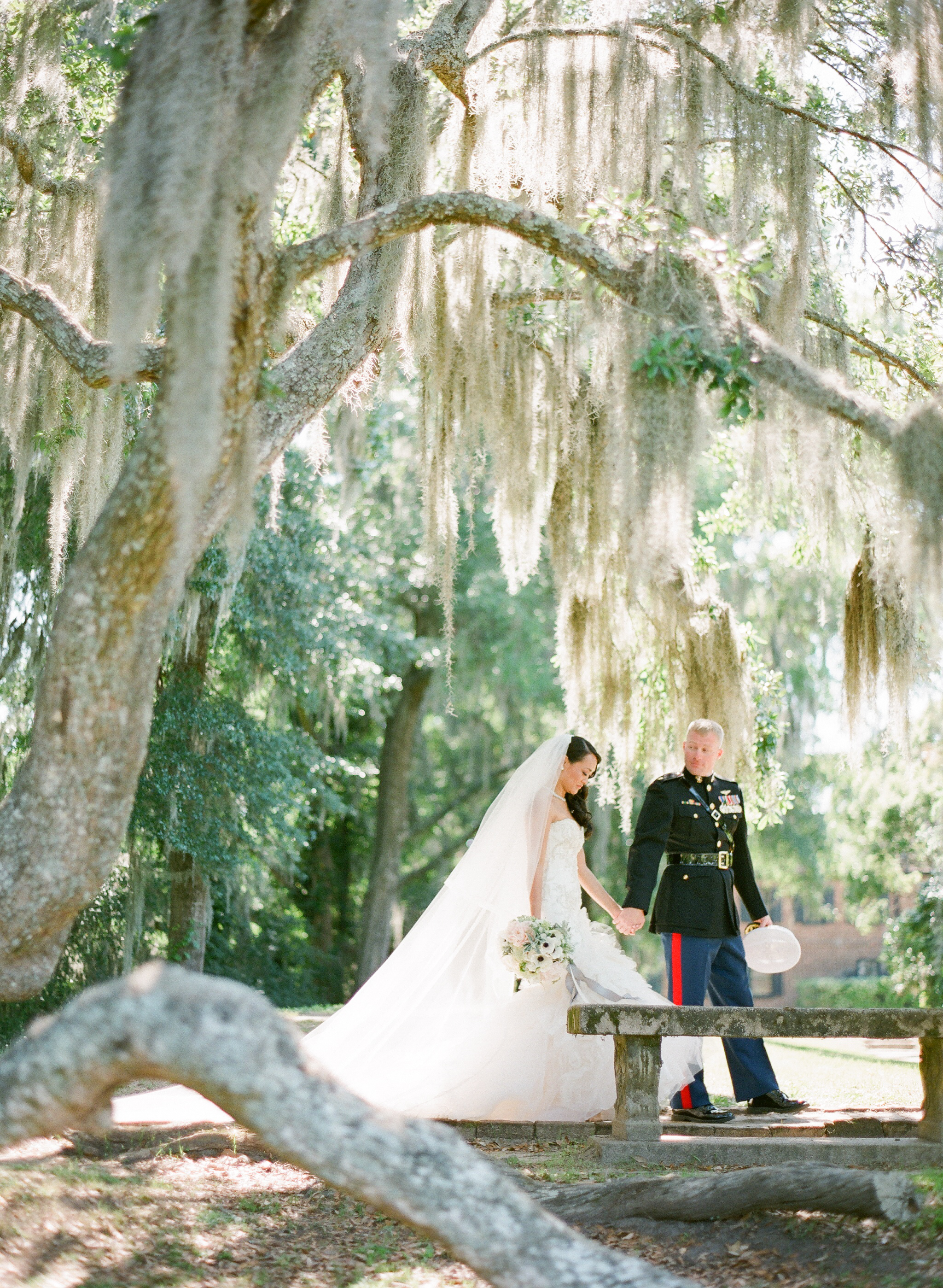 Kat & Chip's Destination Wedding at Middleton Place (Charleston, SC)