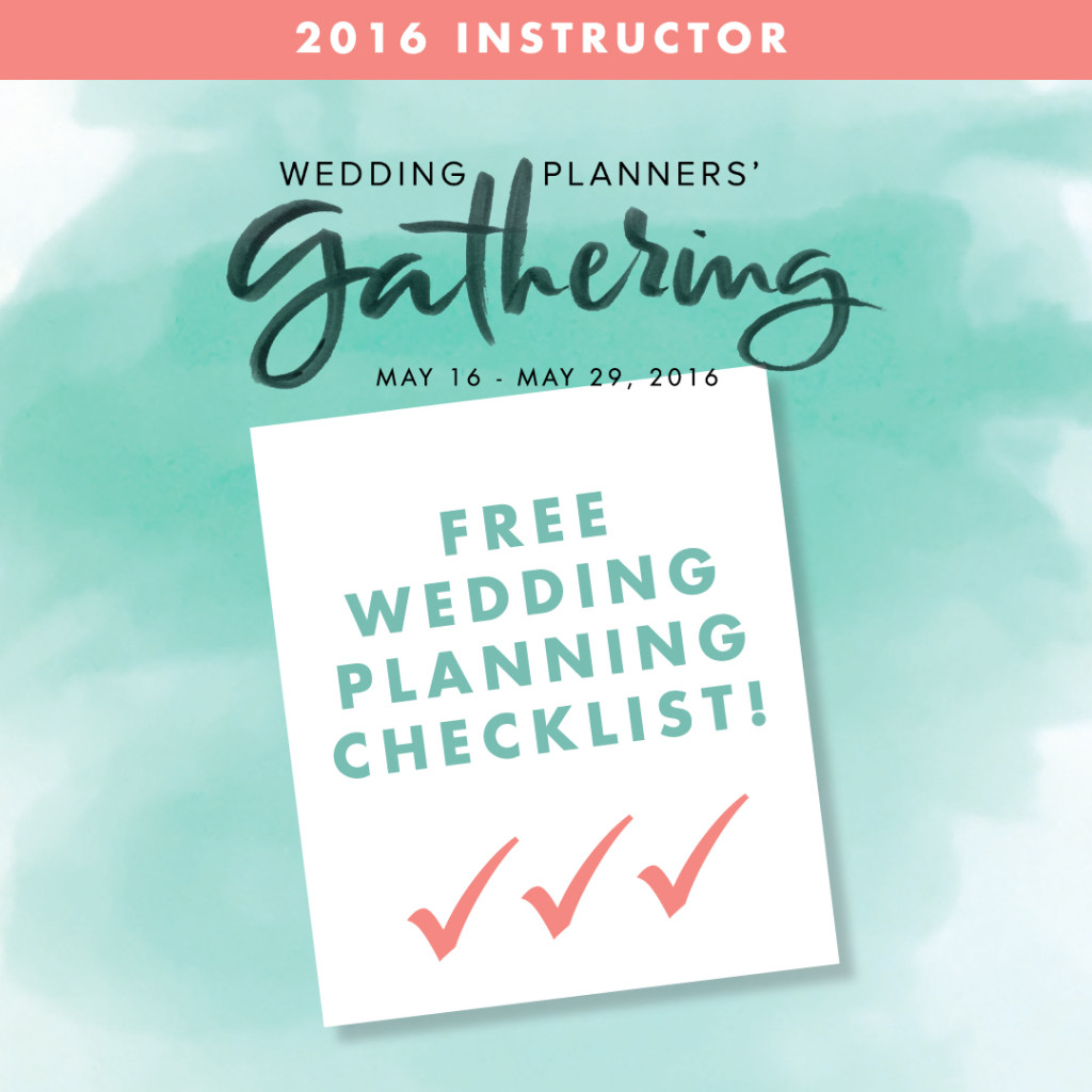 Free wedding planning checklist karson butler events wedding planning checklist junglespirit Gallery