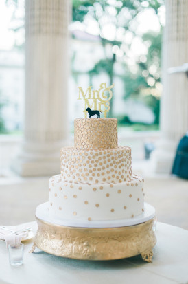 The Knot: Luxurious DC Wedding at DAR Constitution Hall
