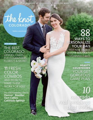 Featured in The Knot: 7 Do's and Don't For Adult-Only Weddings