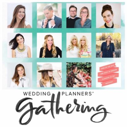 The Wedding Planners' Gathering