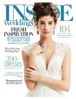 Inside Weddings Cover Summer 2016