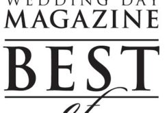 California Wedding Day Best Event Designer Finalist 2017