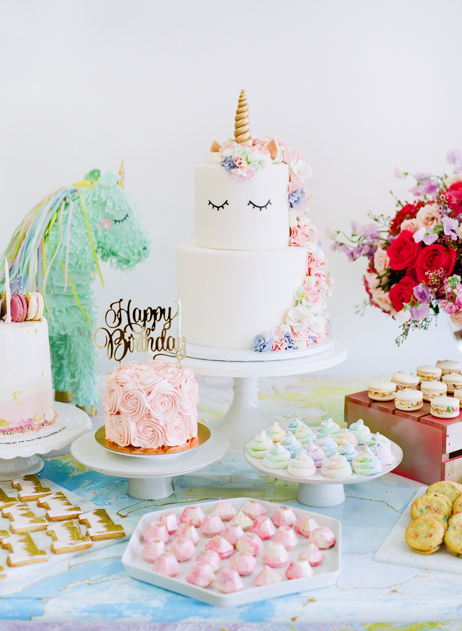 Parents Magazine: This Unicorn-Themed 1st Birthday Party Is Definitely the Stuff of Dreams