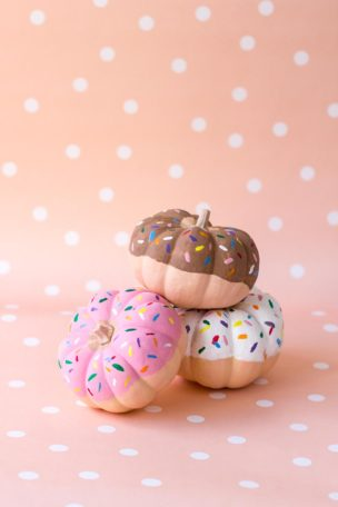 Join Us for DIY Donut Pumpkins at The Ah Louis Store – Thursday, October 26 !