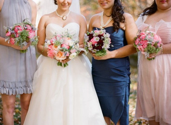 Real Wedding: Military Vows in VA