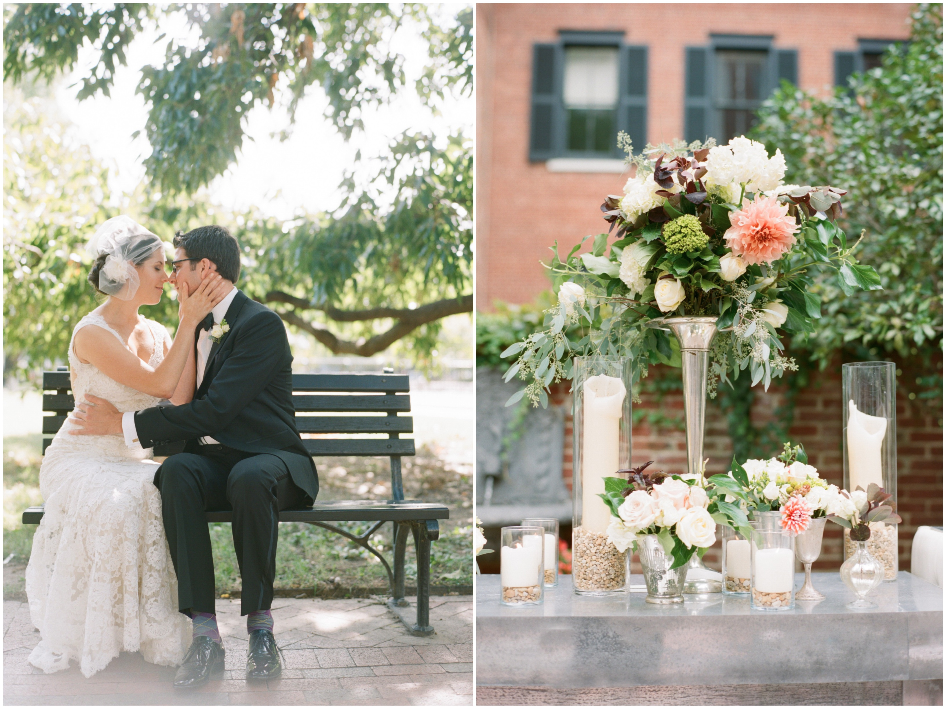 Decatur House Wedding in Washington, DC