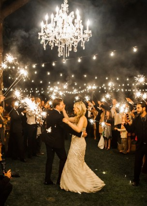Featured on Inspired By This: Romantic California Wedding