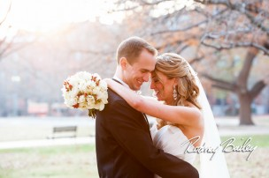 Sneak Peek: Kate & Nick's DC Wedding at The Hay Adams