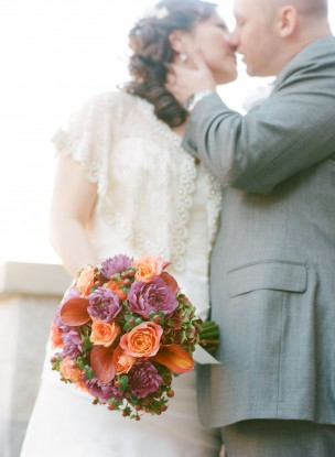 Fall DC Wedding at The Ritz-Carlton Georgetown