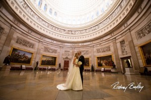 Winter Wedding at St. Matthew's Cathedral & The Hay-Adams