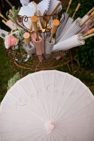 Keeping Cool During Outdoor Weddings & Events