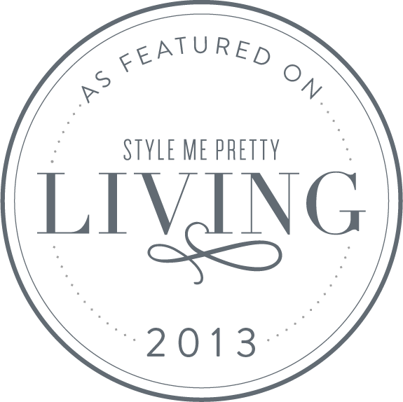 Style Me Pretty Living: Pink Baby Shower